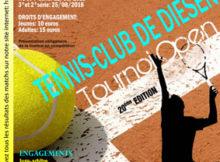 Affiche du tournoi Open 2018