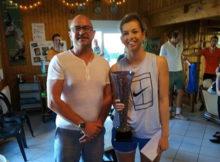 Julie Beck vainqueur du tournoi Open de Bouzonville 2019